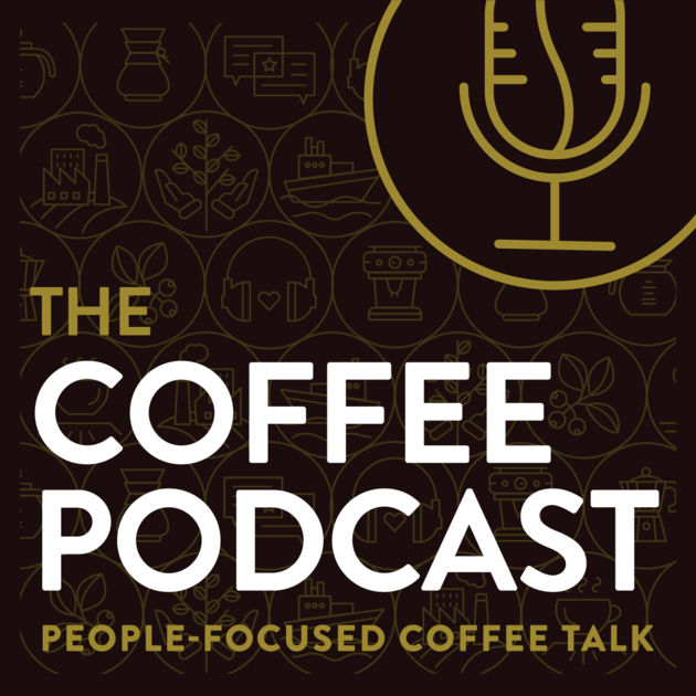 The Coffee Podcast Cover Art