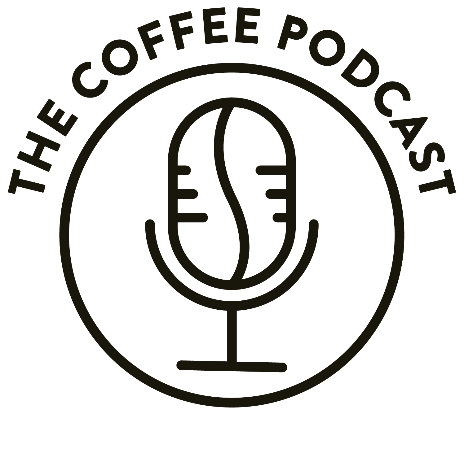The Coffee Podcast Logo